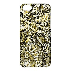 Zentangle Mix 1216a Apple iPhone 5C Hardshell Case