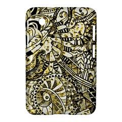 Zentangle Mix 1216a Samsung Galaxy Tab 2 (7 ) P3100 Hardshell Case