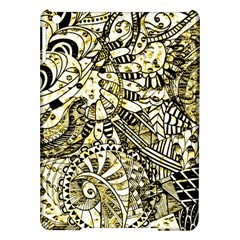 Zentangle Mix 1216a iPad Air Hardshell Cases