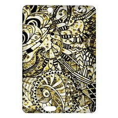 Zentangle Mix 1216a Amazon Kindle Fire HD (2013) Hardshell Case