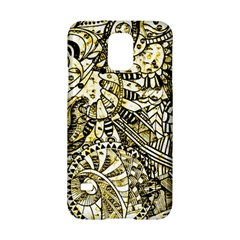 Zentangle Mix 1216a Samsung Galaxy S5 Hardshell Case