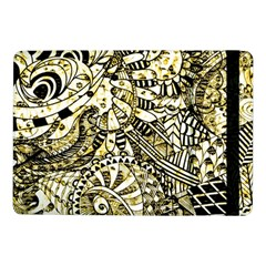 Zentangle Mix 1216a Samsung Galaxy Tab Pro 10.1  Flip Case