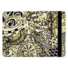 Zentangle Mix 1216a Samsung Galaxy Tab Pro 12.2  Flip Case