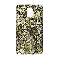 Zentangle Mix 1216a Samsung Galaxy Note 4 Hardshell Case
