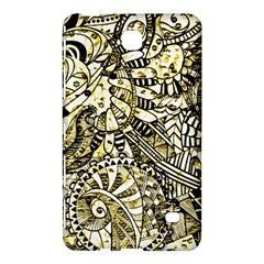 Zentangle Mix 1216a Samsung Galaxy Tab 4 (8 ) Hardshell Case