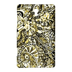 Zentangle Mix 1216a Samsung Galaxy Tab S (8.4 ) Hardshell Case