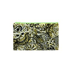 Zentangle Mix 1216a Cosmetic Bag (XS)