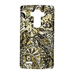 Zentangle Mix 1216a LG G4 Hardshell Case