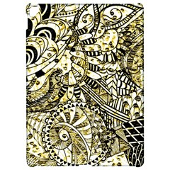 Zentangle Mix 1216a Apple Ipad Pro 12 9   Hardshell Case