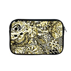 Zentangle Mix 1216a Apple MacBook Pro 13  Zipper Case