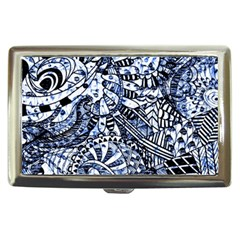 Zentangle Mix 1216b Cigarette Money Cases