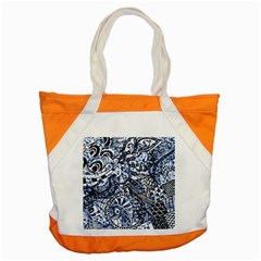 Zentangle Mix 1216b Accent Tote Bag