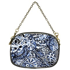 Zentangle Mix 1216b Chain Purses (One Side)
