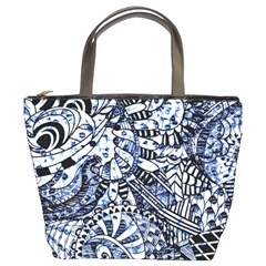 Zentangle Mix 1216b Bucket Bags