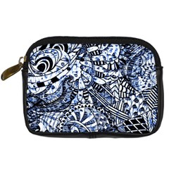 Zentangle Mix 1216b Digital Camera Cases