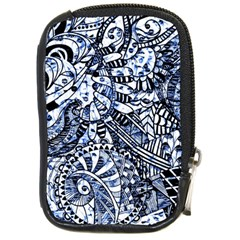 Zentangle Mix 1216b Compact Camera Cases
