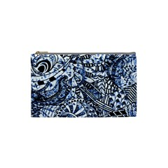 Zentangle Mix 1216b Cosmetic Bag (Small)