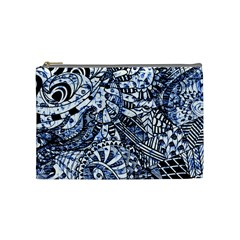 Zentangle Mix 1216b Cosmetic Bag (Medium)