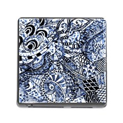 Zentangle Mix 1216b Memory Card Reader (Square)