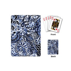 Zentangle Mix 1216b Playing Cards (Mini)
