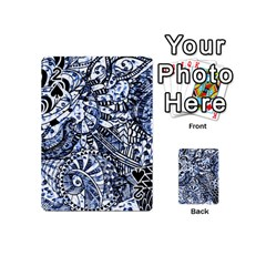 Zentangle Mix 1216b Playing Cards 54 (Mini)