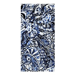 Zentangle Mix 1216b Shower Curtain 36  x 72  (Stall)