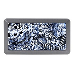 Zentangle Mix 1216b Memory Card Reader (Mini)