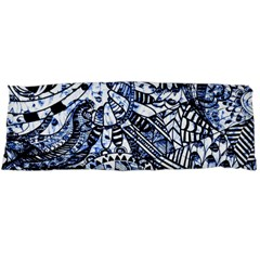 Zentangle Mix 1216b Body Pillow Case Dakimakura (Two Sides)