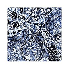 Zentangle Mix 1216b Acrylic Tangram Puzzle (6  x 6 )