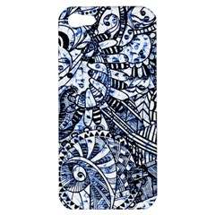 Zentangle Mix 1216b Apple iPhone 5 Hardshell Case