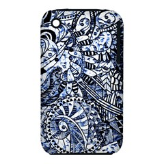Zentangle Mix 1216b iPhone 3S/3GS