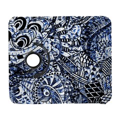 Zentangle Mix 1216b Galaxy S3 (Flip/Folio)