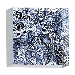 Zentangle Mix 1216b 5  x 5  Acrylic Photo Blocks