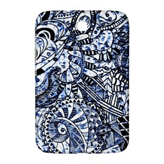 Zentangle Mix 1216b Samsung Galaxy Note 8.0 N5100 Hardshell Case