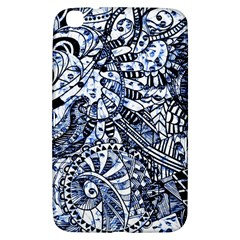 Zentangle Mix 1216b Samsung Galaxy Tab 3 (8 ) T3100 Hardshell Case