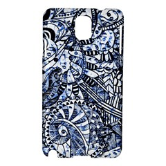 Zentangle Mix 1216b Samsung Galaxy Note 3 N9005 Hardshell Case