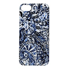 Zentangle Mix 1216b Apple iPhone 5S/ SE Hardshell Case
