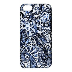Zentangle Mix 1216b Apple iPhone 5C Hardshell Case