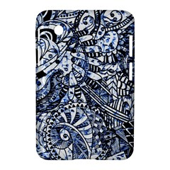 Zentangle Mix 1216b Samsung Galaxy Tab 2 (7 ) P3100 Hardshell Case