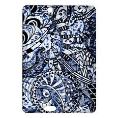 Zentangle Mix 1216b Amazon Kindle Fire HD (2013) Hardshell Case