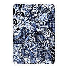 Zentangle Mix 1216b Samsung Galaxy Tab Pro 10.1 Hardshell Case