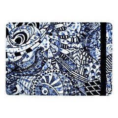 Zentangle Mix 1216b Samsung Galaxy Tab Pro 10.1  Flip Case