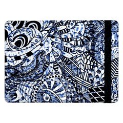 Zentangle Mix 1216b Samsung Galaxy Tab Pro 12.2  Flip Case