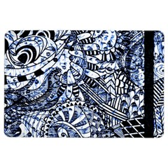 Zentangle Mix 1216b iPad Air 2 Flip