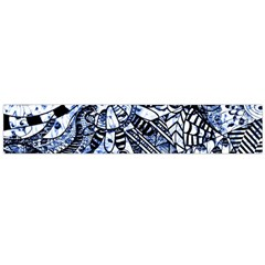 Zentangle Mix 1216b Flano Scarf (Large)