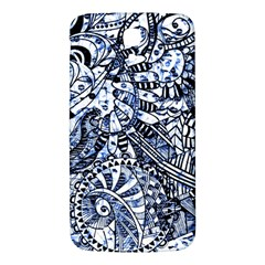 Zentangle Mix 1216b Samsung Galaxy Mega I9200 Hardshell Back Case