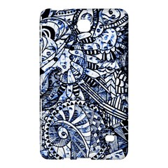 Zentangle Mix 1216b Samsung Galaxy Tab 4 (8 ) Hardshell Case