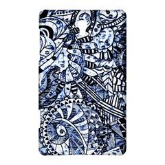 Zentangle Mix 1216b Samsung Galaxy Tab S (8.4 ) Hardshell Case