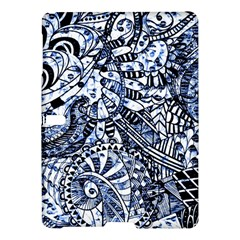 Zentangle Mix 1216b Samsung Galaxy Tab S (10.5 ) Hardshell Case