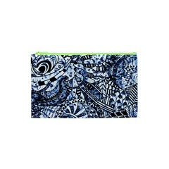 Zentangle Mix 1216b Cosmetic Bag (XS)
